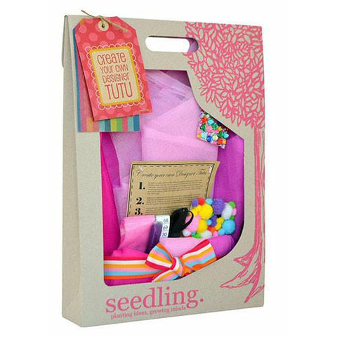 Create Your Own Tutu Kit by Seedling