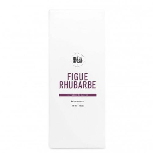 Fig Rhubarb (Figue Rhubarbe) Reed Diffuser by La Belle Meche