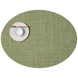 Chilewich: Woven Vinyl Mini Basketweave Placemats and Runners