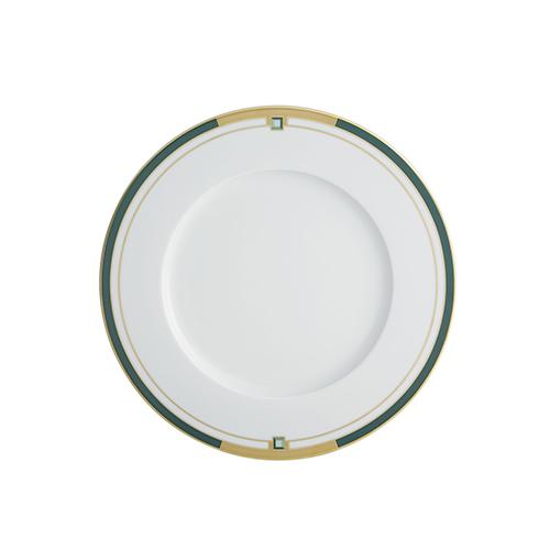 Emerald Dinner Plate by Vista Alegre