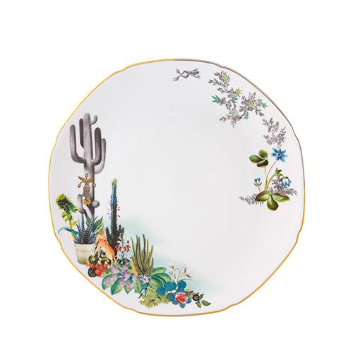 Reveries Dinner Plate by Christian Lacroix for Vista Alegre