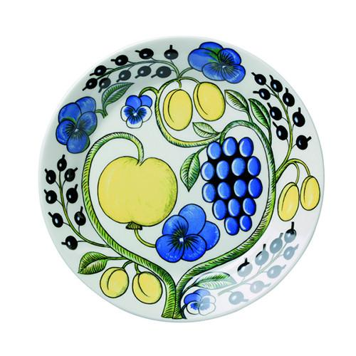 "Paratiisi Dinner Plate, 10.3"" by Arabia 1873"
