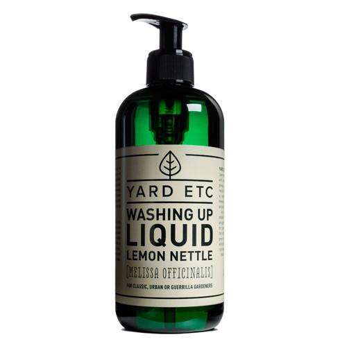 Lemon Nettle Dishwashing Soap by YARD ETC