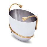Deco Leaves Champagne Bucket by L'Objet