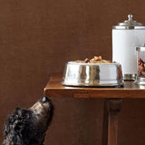 Cat or Dog Bowl by Match Pewter