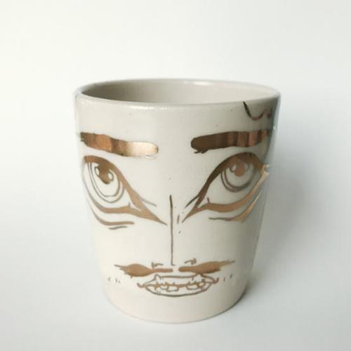 Dude Cups by Klai Ceramics