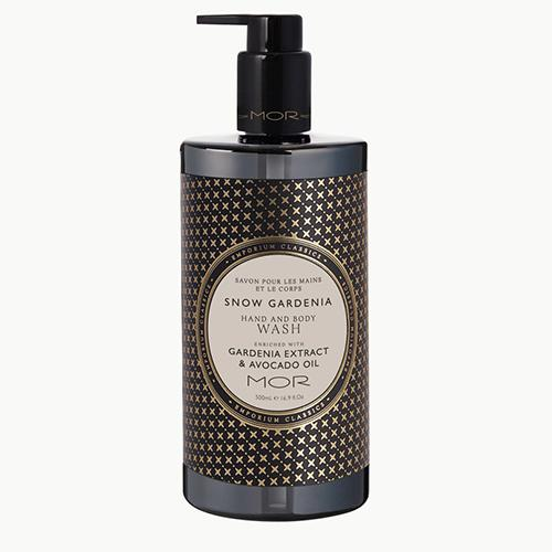 Emporium Classics Snow Gardenia Hand & Body Wash by Mor