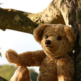 Edward, Christopher Robin's Teddy Bear by Merrythought UK