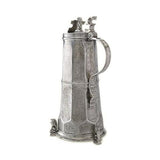 Large Engraved Beer Stein by Match Pewter