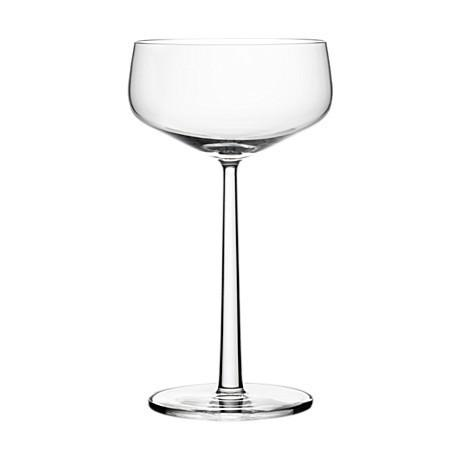 Essence Martini or Cocktail Glass, set of 2 by Alfredo Haberli for Iittala