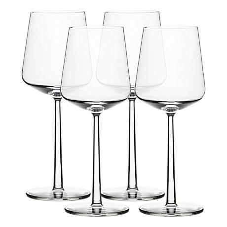 Essence Red Wine Glasses, Set of 2 or 4 by Alfredo Haberli for Iittala