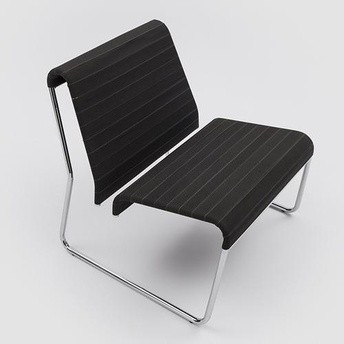 Farallon Lounge Chair by Yves Béhar for Danese Milano