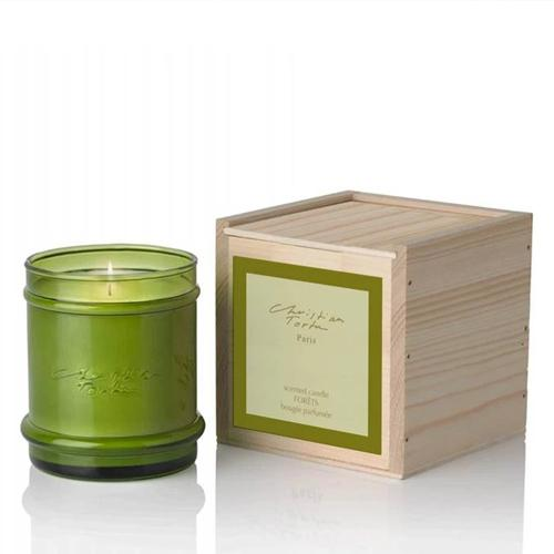 Forêts 12 oz Candle by Christian Tortu
