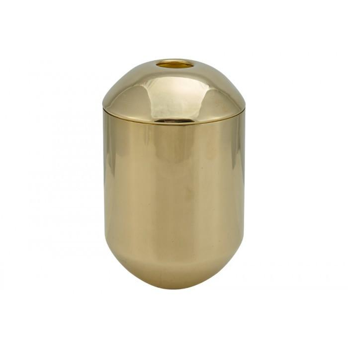 Form Brass Tea Caddy by Tom Dixon