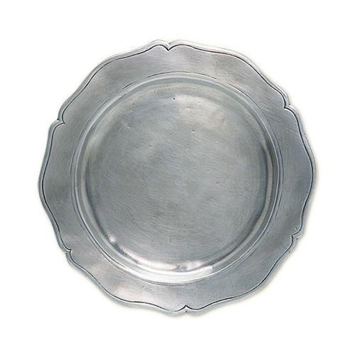 Gallic Bread and Butter Plate by Match Pewter