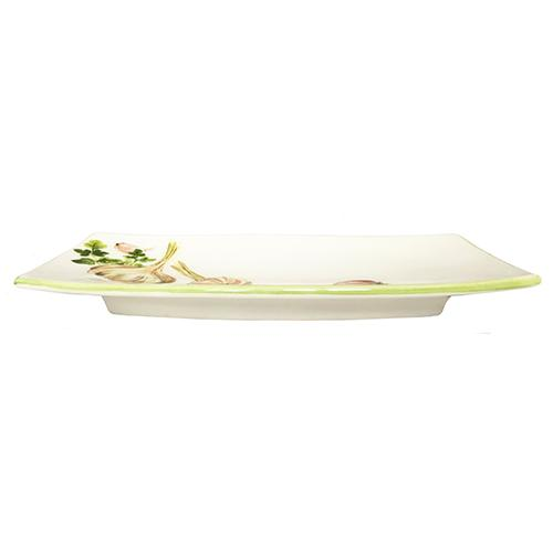 Garlic & Herb Rectangular Tray, 10