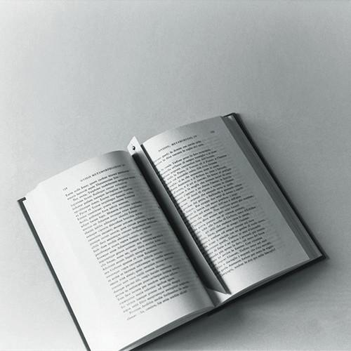 Ellice Bookmark by Marco Ferreri for Danese Milano