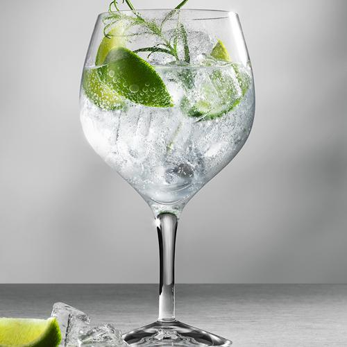 Gin & Tonic 22 oz. Glass, Set of 4 by Orrefors