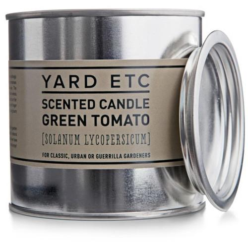 Green Tomato Scented Candle by YARD ETC