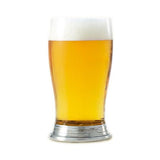 Beer Half-Pint Glass by Match Pewter