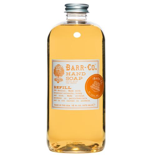 Barr-Co. Soap Shop Blood Orange Hand Soap Refill