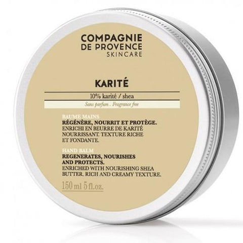 Karite Collection: Shea Butter Hand Balm by Compagnie de Provence