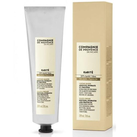 Karite Collection: Shea Butter Hand Cream by Compagnie de Provence