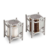 Han Spice Jewels Salt & Pepper Shakers by L'Objet