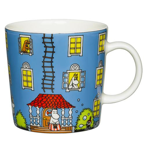 Moominhouse Moomin Mug by Arabia