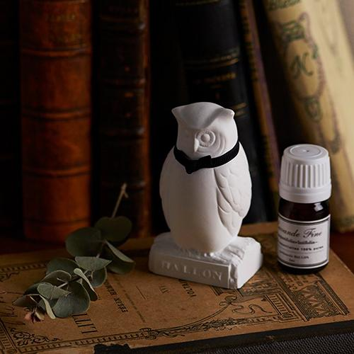 Owl Figural Diffuser by Ballon Japan