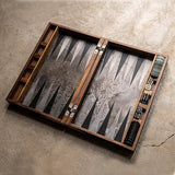 Backgammon Set by Orfeo Quagliata and Rasttro