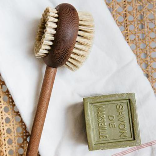 French Bath & Body Brush by Andree Jardin