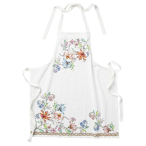 Floretta Apron by Juliska
