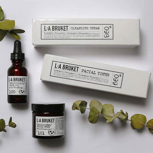 No. 100 Carrot/Bergamot Face Serum by L:A Bruket