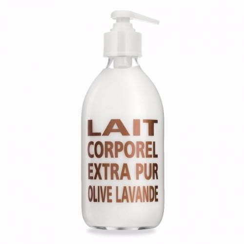 Olive & Lavender Shea Butter Body Lotion by Compagnie de Provence
