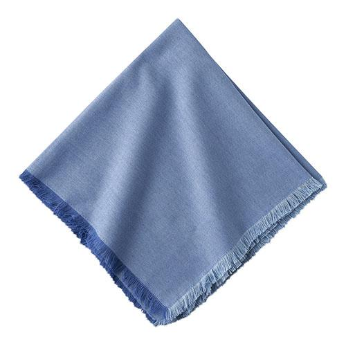 Essex Chambray Napkin, Set of 4 by Juliska