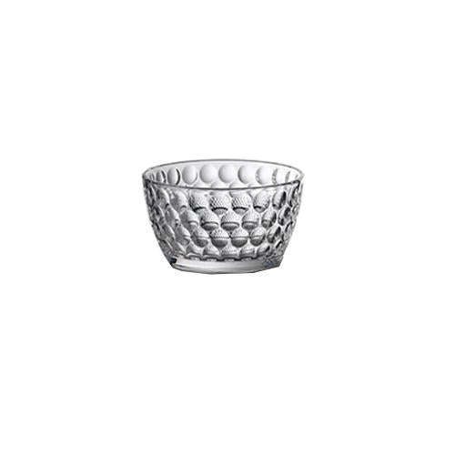 Lente Synthetic Crystal Cereal Bowl, set of four by Mario Luca Giusti