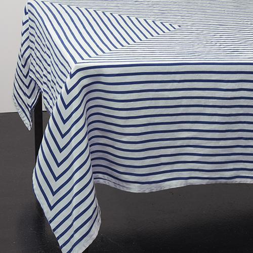 Concorde Linen Sateen Tablecloth by L'Objet