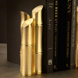 Bambou Bookend 2 Piece Set by L'Objet