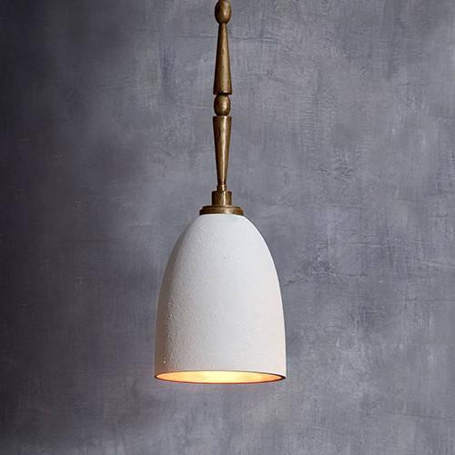 Celestial Smooth Hanging Lamp by L'Objet