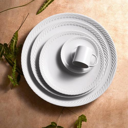 Corde Dinnerware Five Piece Place Setting by L'Objet