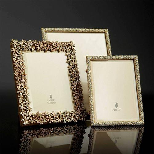 Garland Photo Frame by L'Objet