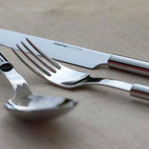 mono oval Table Knife by Peter Raacke for Mono Germany