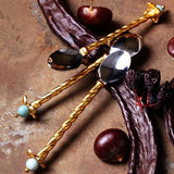 Venise Dessert Spoons, Set of 4 by L'Objet