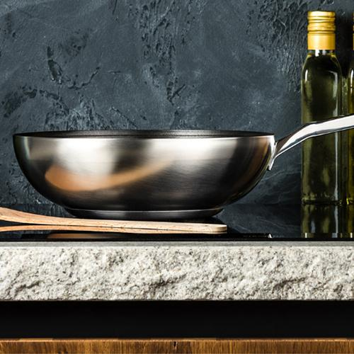 Stile Wok by Pininfarina and Mepra