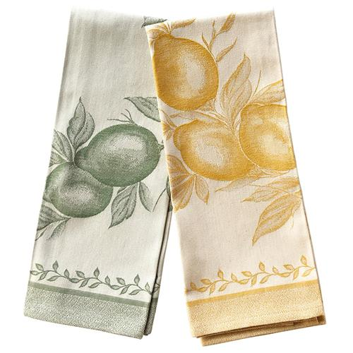 Lemon Kitchen Towel by Abbiamo Tutto