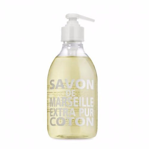 Cotton Flower Marseille Liquid Soap by Compagnie de Provence