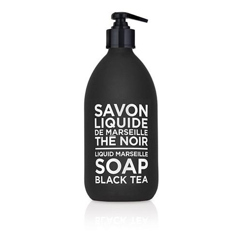 Black Tea Liquid Marseille Soap by Compagnie de Provence