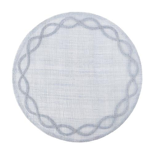 "Tuileries Garden 15"" Chambray Placemat, set of 4 by Juliska"