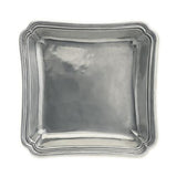 Lorenzo Square Serving Dish by Match Pewter